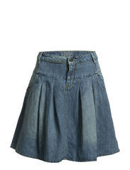 Skirts denim - E TWILIGHT BLUE