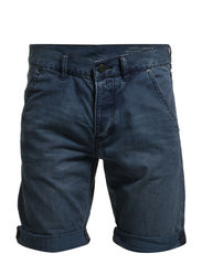 Shorts denim - E BOOBOO BLUE