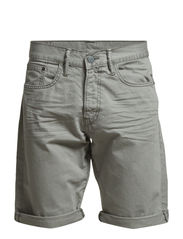 Shorts denim - MASTIC GREY