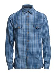 Shirts denim - INDIGO