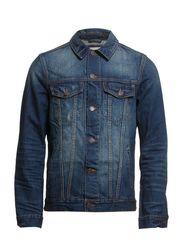 Jackets indoor denim - E GOBO BLUE