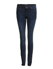 Pants denim - E DIVING BLUE
