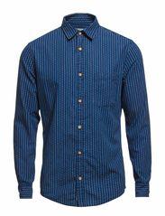 Shirts denim - E INDIGO WASH