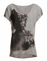 T-Shirts - SOFT GREY MELANGE