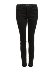 Pants denim - E ABSOLUTE BLACK