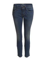 Denim Pants - BRIGHT BLUE