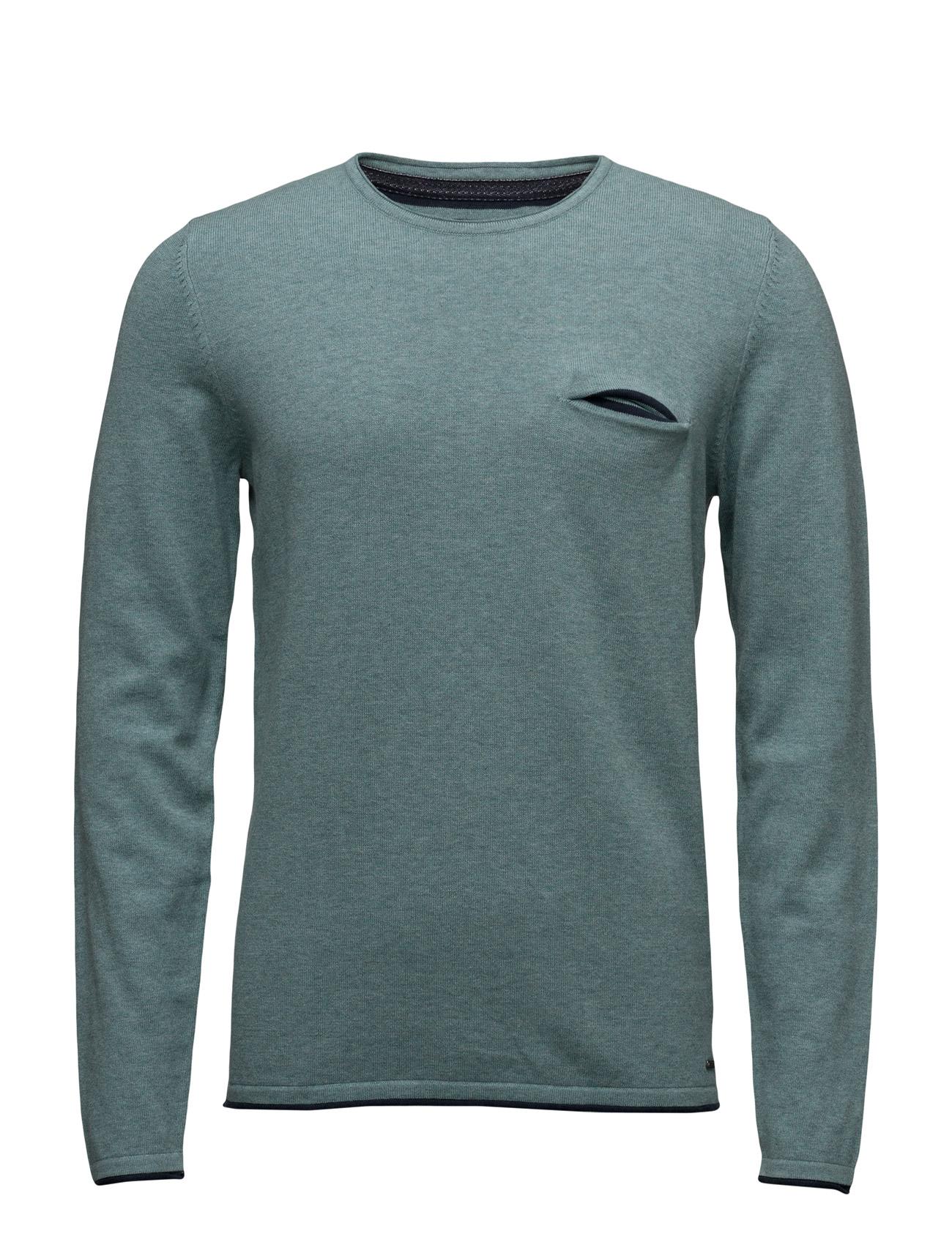 Sweaters EDC by Esprit Rundhalsede til Herrer i