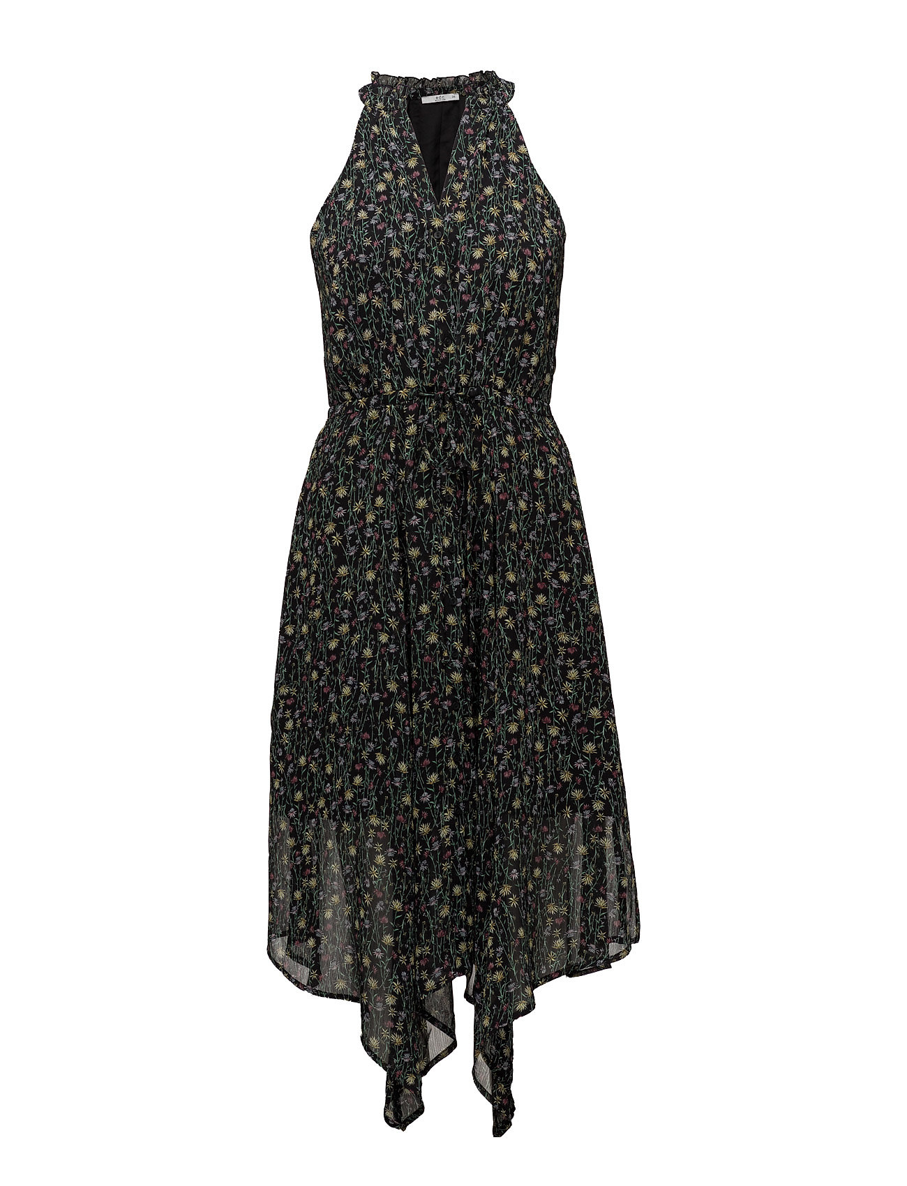 Dresses Light Woven EDC by Esprit Kjoler til Kvinder i Sort