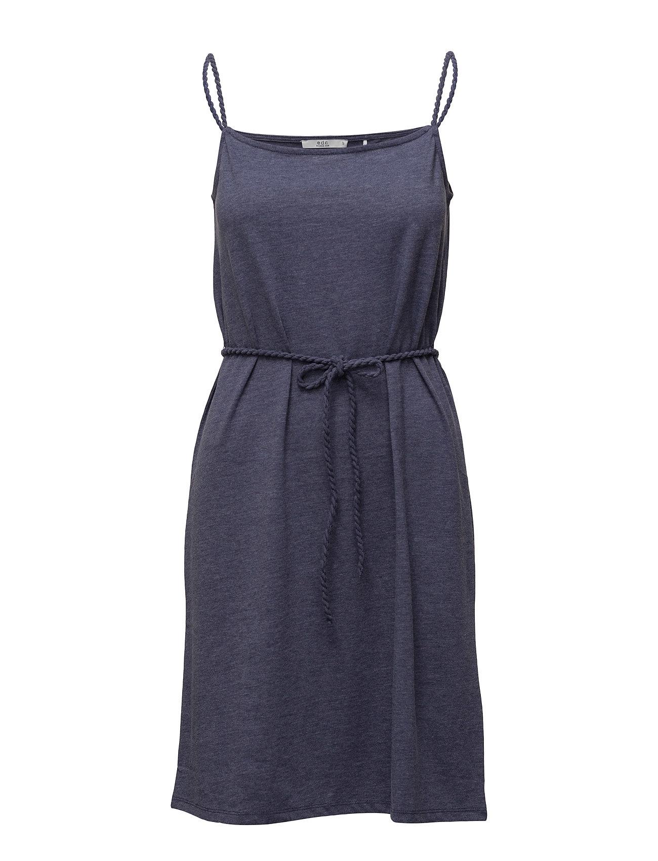 Dresses Knitted EDC by Esprit Kjoler til Kvinder i Blæk