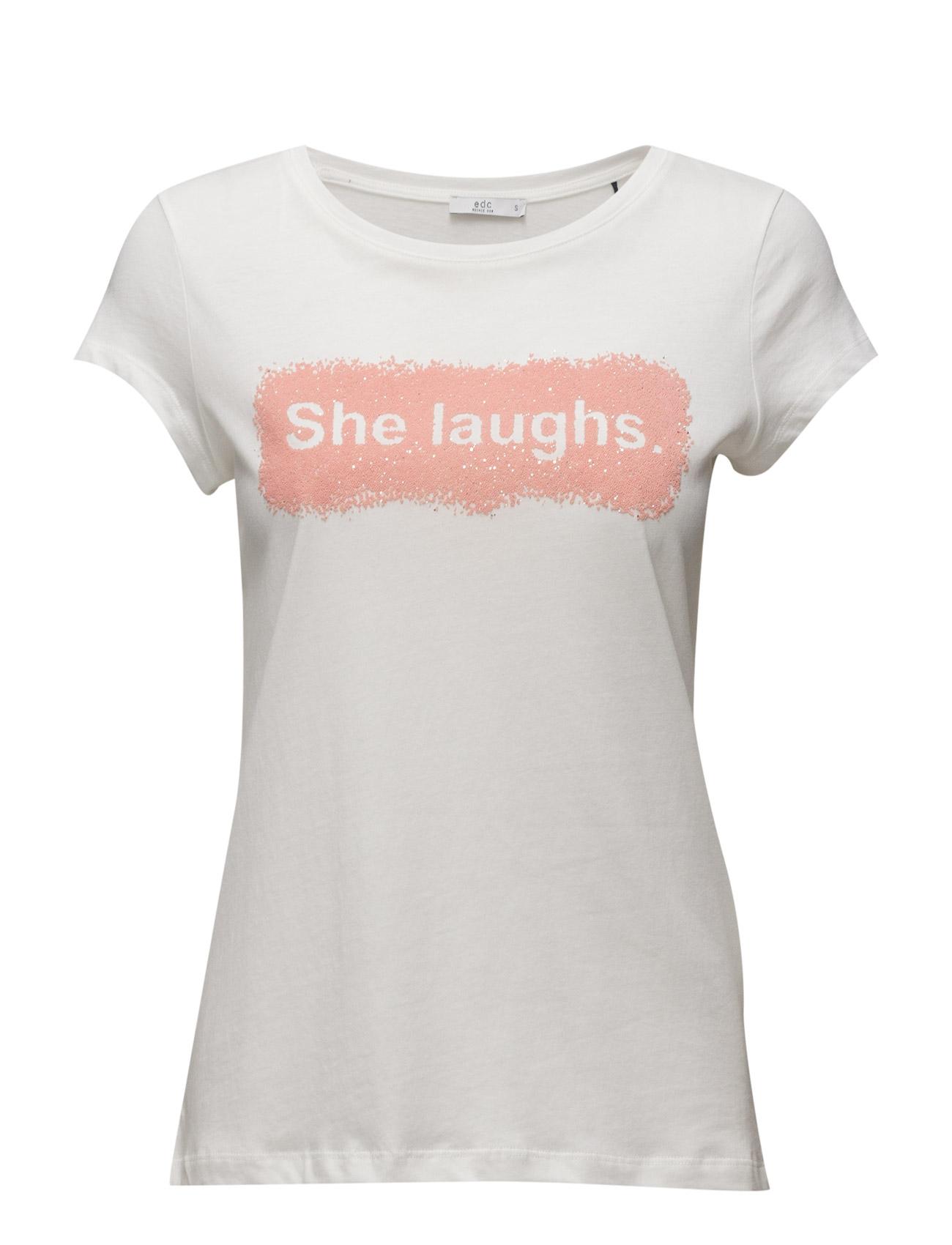 T-Shirts EDC by Esprit Kortærmede til Damer i
