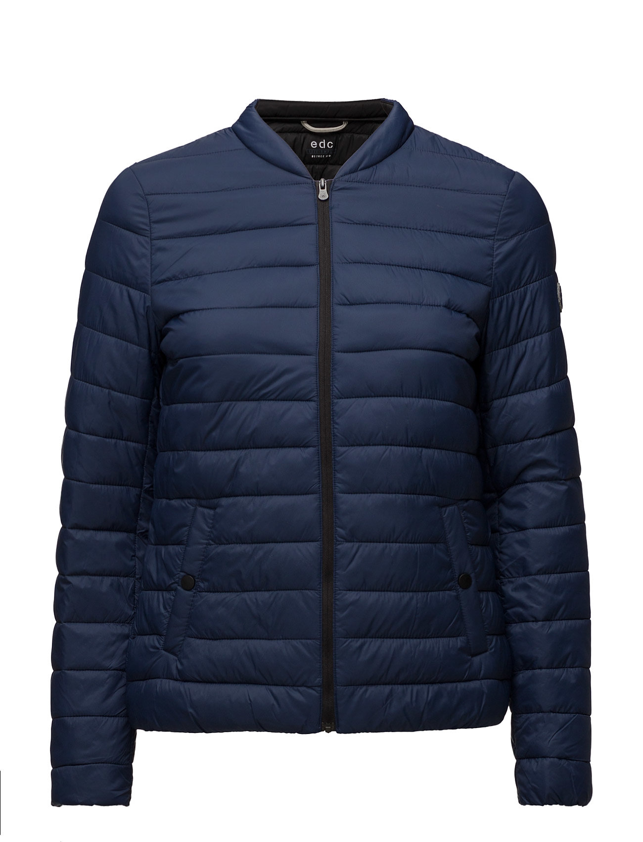 Jackets Outdoor Woven EDC by Esprit Jakker til Damer i Navy blå