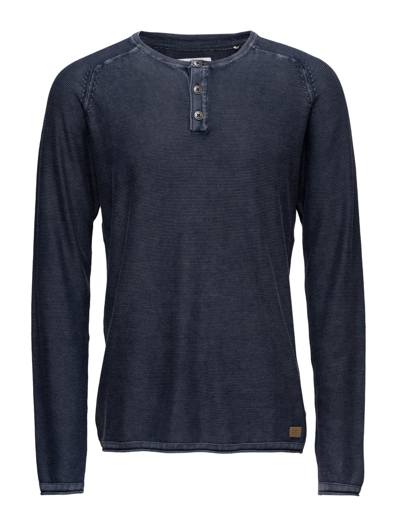 Sweaters EDC by Esprit Rundhalsede til Mænd i Sort