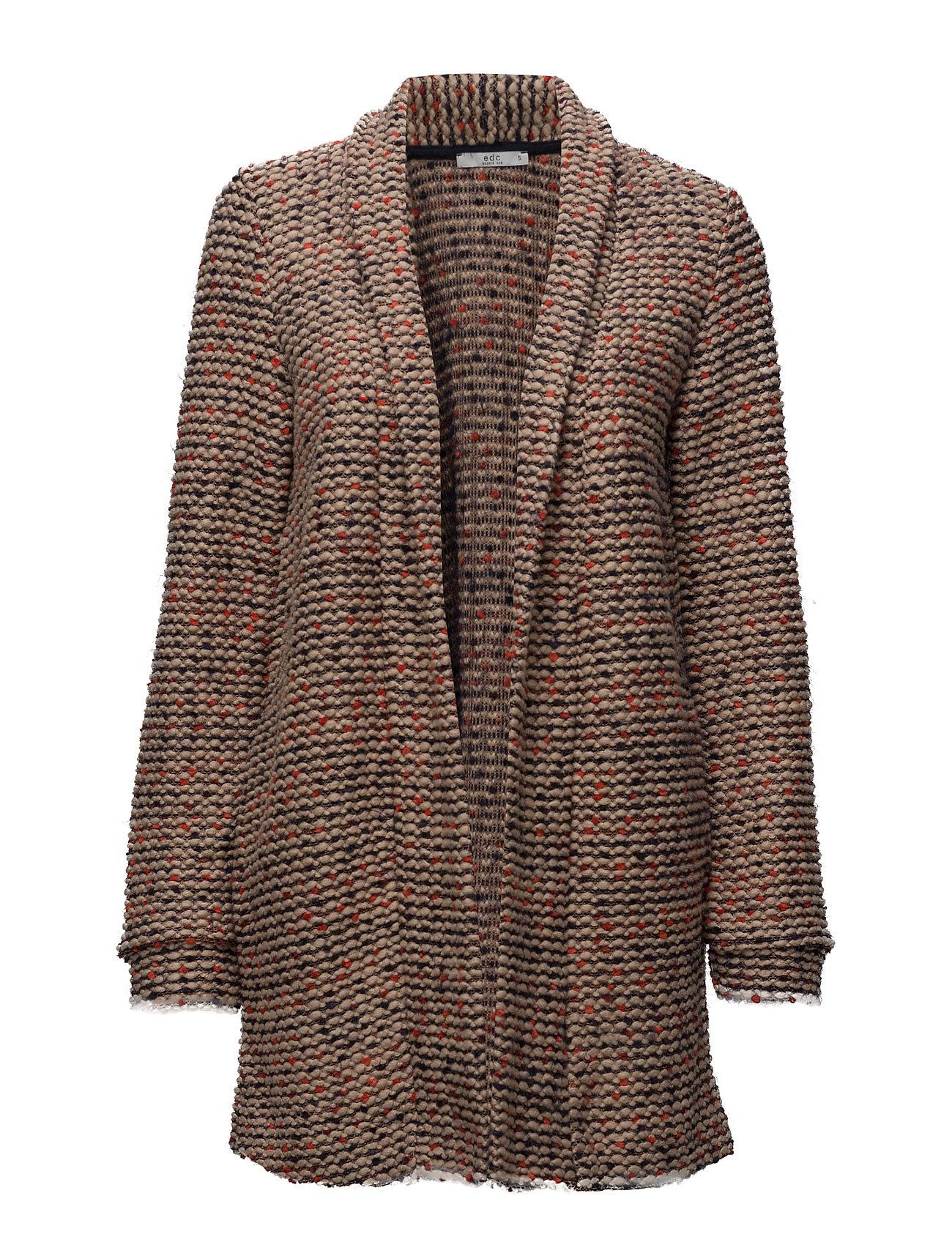 Jackets indoor knitted fra edc by esprit fra boozt.com dk