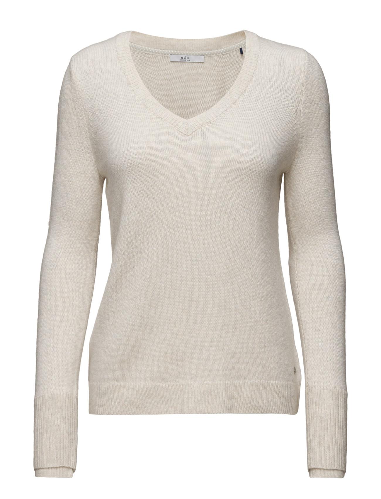 Sweaters EDC by Esprit Sweatshirts til Damer i Grå