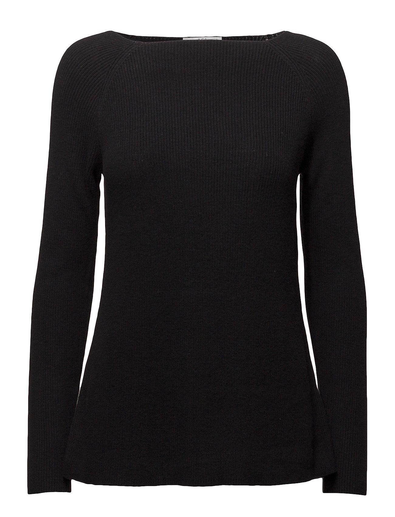 Sweaters EDC by Esprit Sweatshirts til Damer i Sort
