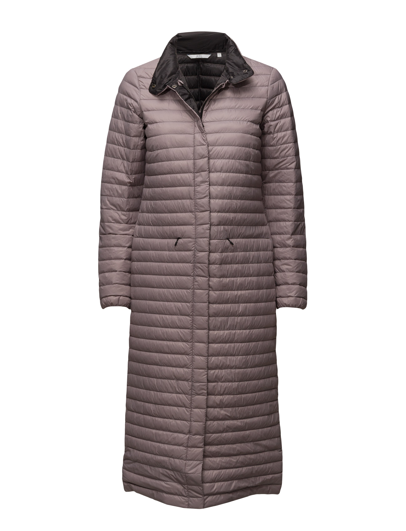 Bedre Kvalitet Herre Coats Woven Esprit Casual DARK KHAKI