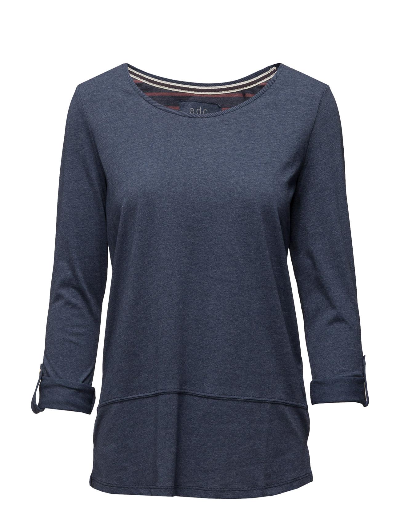 T-Shirts EDC by Esprit Langærmede til Kvinder i