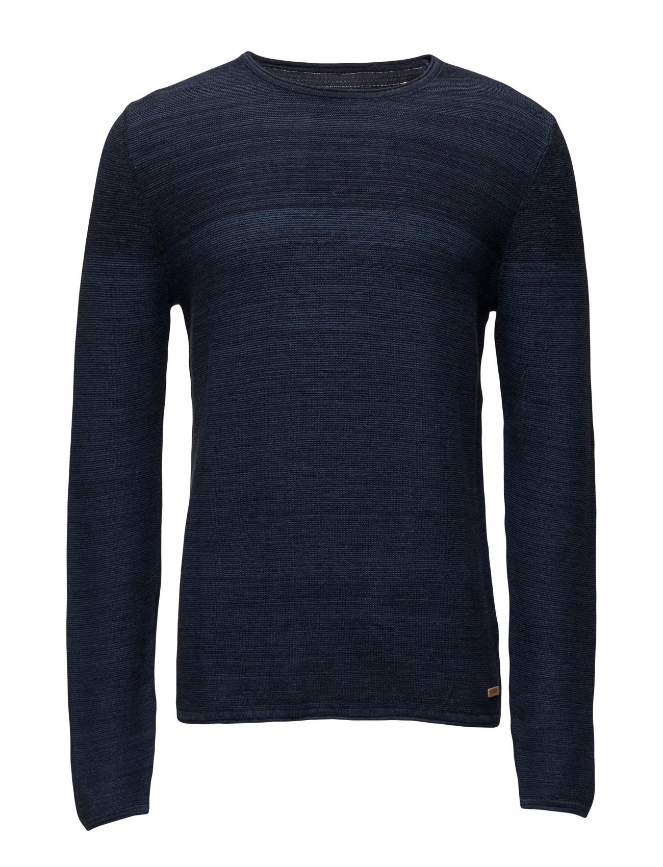 Sweaters EDC by Esprit Striktøj til Mænd i Navy blå