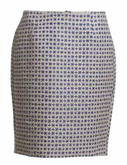 Skirts woven - BLUE COLOURWAY