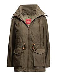 Coats woven - CW KHAKI