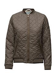 Jackets indoor woven - BROWN GREY