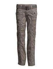 Pants woven - CW BEIGE