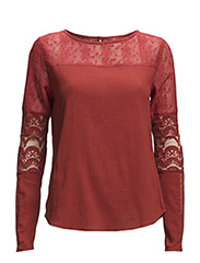 Blouses woven - RED COLOURWAY