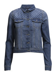 Jackets indoor denim - C MEDIUM BLUE