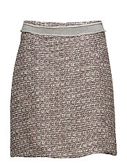 Skirts woven - OFF WHITE