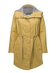 Coats woven - YELLOW