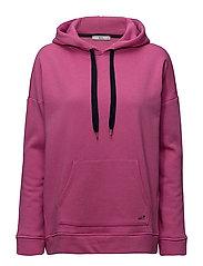 Sweatshirts - PINK FUCHSIA