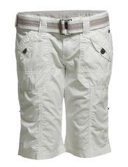 Shorts woven - BROKEN WHITE