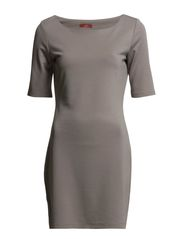 Dresses knitted - ALMOND GREY