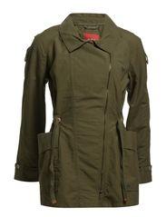 Coats woven - DARK NEW KHAKI