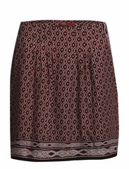 Skirts woven - RED COLOURWAY