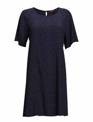 Dresses woven - BLUE COLOURWAY
