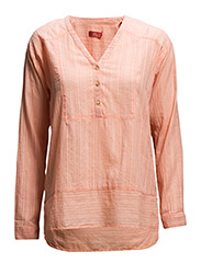 Blouses woven - DUSTY ROSE