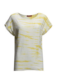 T-Shirts - YELLOW COLOURWAY