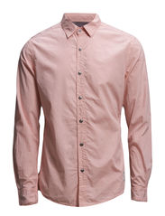 Shirts woven - TERRACOTTA RED