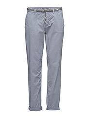Pants woven - LIGHT BLUE LAVENDER