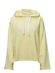 Sweatshirts - LIME YELLOW