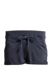 Shorts knitted - SAILOR BLUE MELANGE
