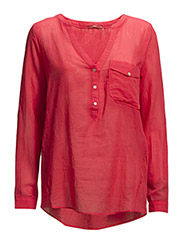 Blouses woven - PINK GRAPEFRUIT