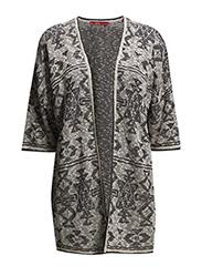 Sweaters cardigan - BEIGE COLOURWAY