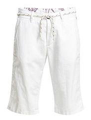 Shorts woven - WHITE CLOUD
