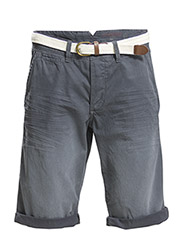 Shorts woven - DARK WASHED BLUE