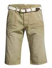 Shorts woven - MAPLE BEIGE