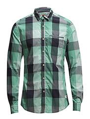 Shirts woven - DEEP BLUE