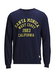 Sweatshirts - BLUE BERRY