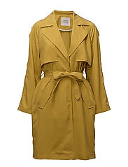 Coats woven - BRASS YELLOW